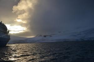 Freezing Omanis - Antarctica 2